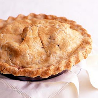 Old-Fashioned All-American Apple Pie