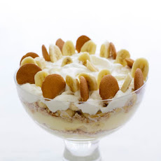 Nilla Wafer Banana Pudding