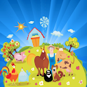 Coloring Book: the Farm! icon
