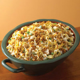 Tuna Noodle Casserole Without Cheese Recipes