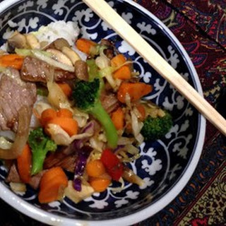 Flavorful Beef Stir-Fry