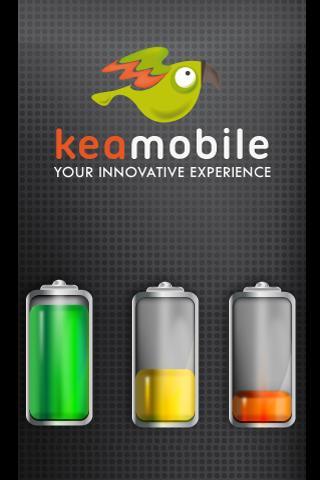 Kea Battery Widget