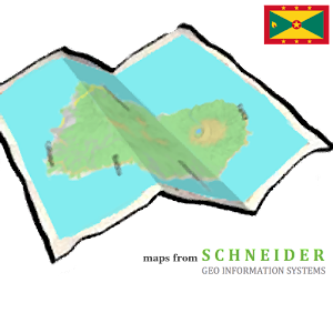 GRENADA travel map