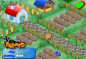 Screenshot of เกมส์ปลูกผักไทย