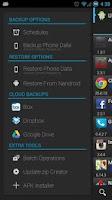 Screenshot of Ultimate Backup Pro