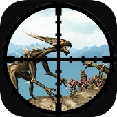 Free Alien Sniper 3D Combat APK for Windows 8