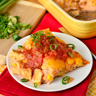 Low Fat Chicken Enchilada Casserole Recipes