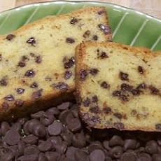 German Chocolate Chip Pound Cake