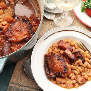 French Chicken Cassoulet Recipes