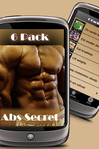 6 Packs Abs Secret