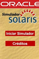 Screenshot of Simulador Solaris 10