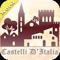 Castelli Nord Italia icon