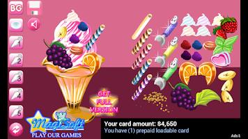 Screenshot of Super Sundae Maker Lite