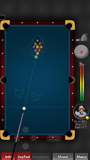 pool-rebel-lite for android screenshot