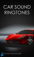 Screenshot of Car Sound Effects Ringtones