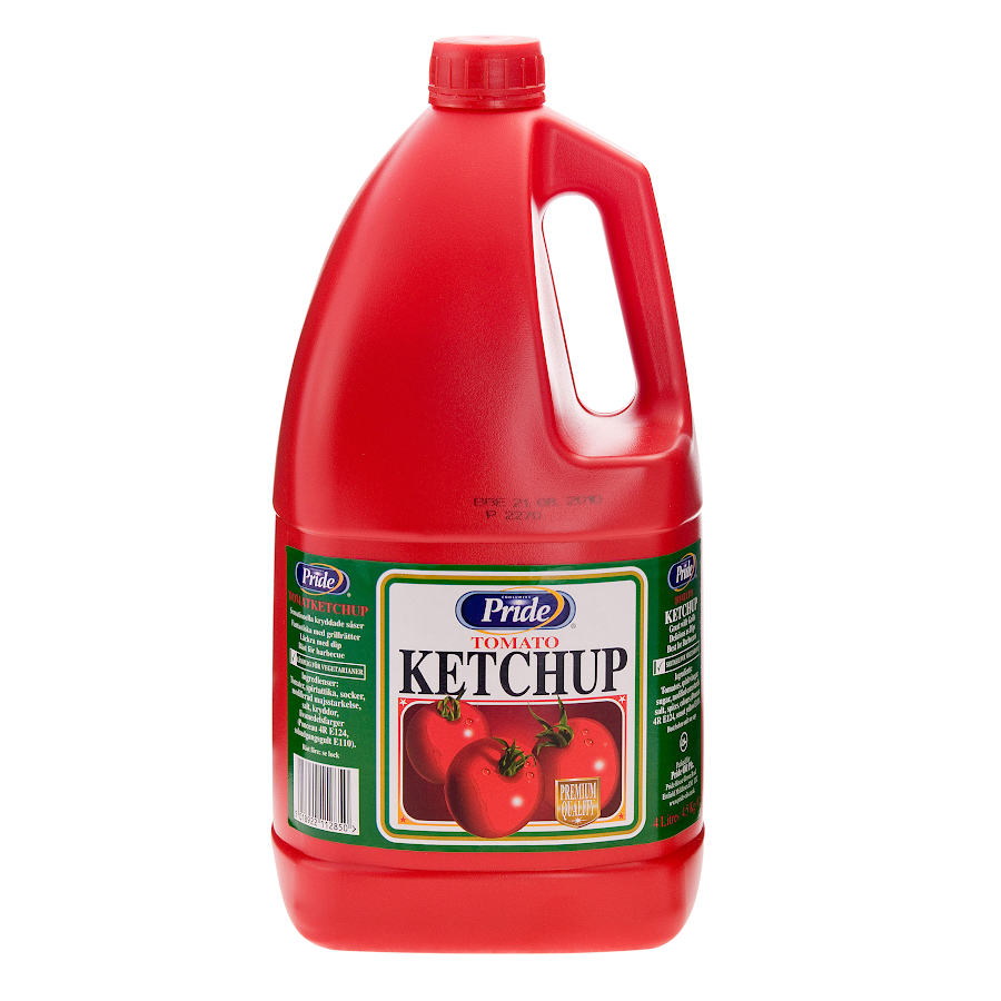 Pride Ketchup