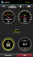 Screenshot of Garmin Mechanic™