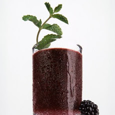 Blackberry-Mint Julep