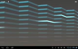 Screenshot of Lines Free Live Wallpaper