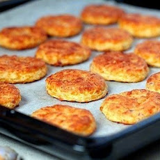 Biscuits With Bacon And Cheese
