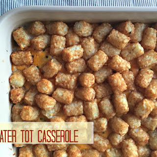 Tater Tot Casserole With Green Beans Recipes