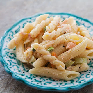 Smoked Salmon Pasta Salad Lemon Recipes