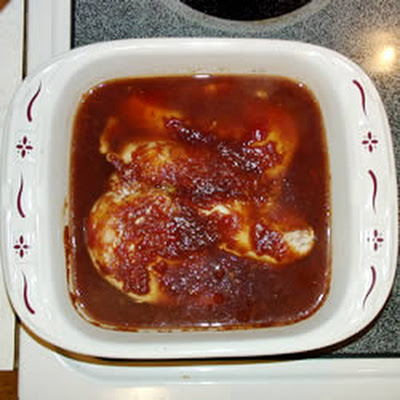 Easy Cola Chicken