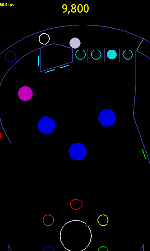 vector-pinball for android screenshot