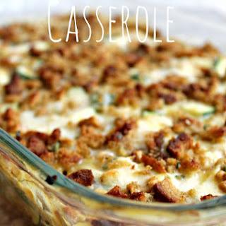 Chicken Zucchini Casserole Recipes