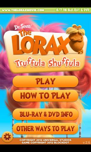 Truffula Shuffula - The Lorax