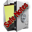 Safe Notes is a secure notepad
