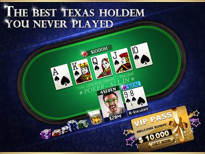 Darmowa gra w pokera texas holdem