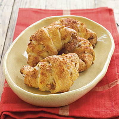 Pecan, Olive, and Parmesan Rugelach