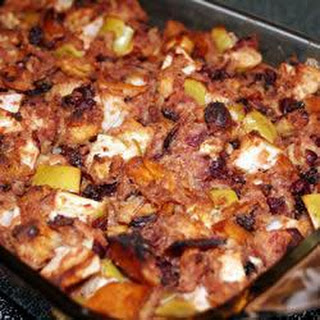 Cranberry Stuffing With Fresh Cranberries Recipes