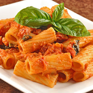 Vodka Sauce Pancetta Recipes