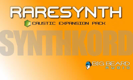 Caustic Pack SYNTHKORDS PRO