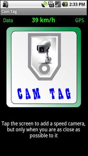 Cam Tag Speed Camera Warner