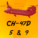 CH-47D Chinook 5&9 Study Guide icon