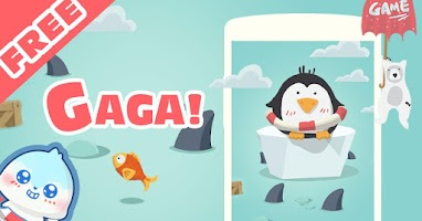 Screenshot of GAGA Game
