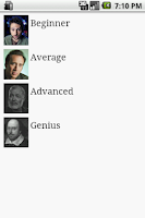 Screenshot of Word Genius Pro