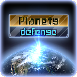 Cover art Planets Defense