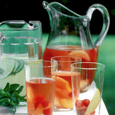 Rose Wine Punch
