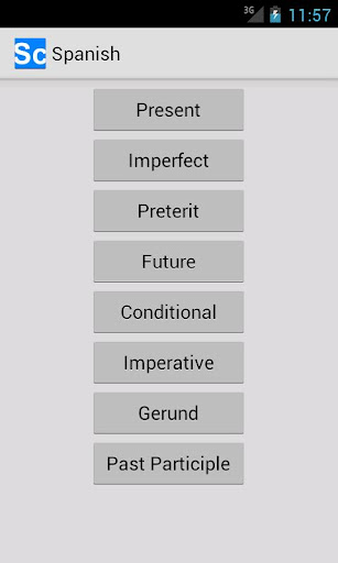【免費教育App】Spanish Verb Conjugator Full-APP點子