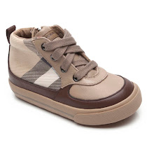Burberry Toddler Burberry Check Trainer TRAINER