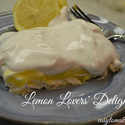 Lemon Lovers' Delight