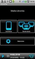 Screenshot of HomeDia