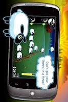 Screenshot of Leap Sheep!