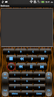 Screenshot of mbhRemote