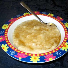 Oatmeal Porridge (Crock Pot)