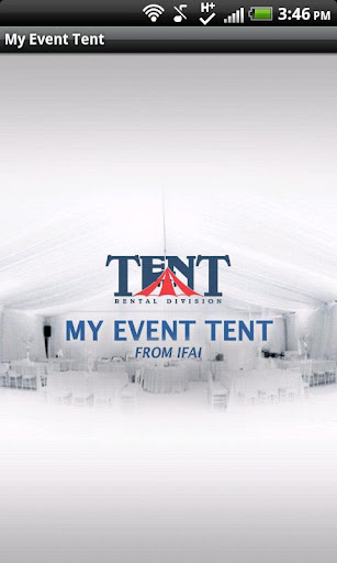 My Event Tent